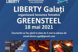 LIBERTY Galați impreuna cu UDJG organizează, în data de 18 mai,  Sesiune Tematică dedicată studenților si profesorilor din întreaga țara.