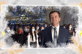 Mesajul Rectorului UDJG cu ocazia sărbătorilor de iarnă