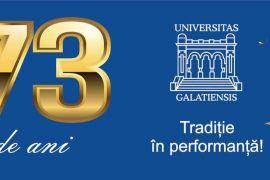 """20 martie: Ziua Universității """"Dunărea de Jos"""" din Galați"""